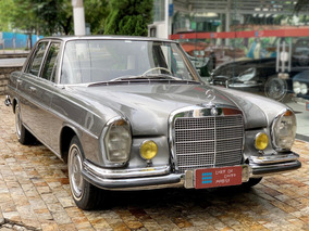 Mercedes-benz 250 S - 1967