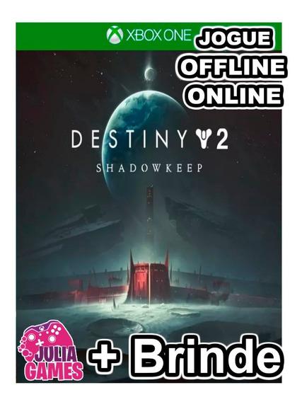 Destiny 2 Fortaleza Das Sombras Xbox One Digital + Brinde