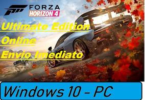 Forza Horizon 4 Ultimate Edition Pc Digital