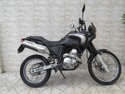 Xtz 250 Tenere Preto - Yamaha - On / Off Road