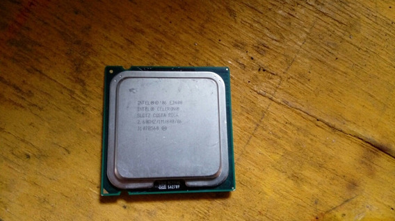 Processador Intel® Celeron® E3400 2,60 Ghz Socket Lga 775