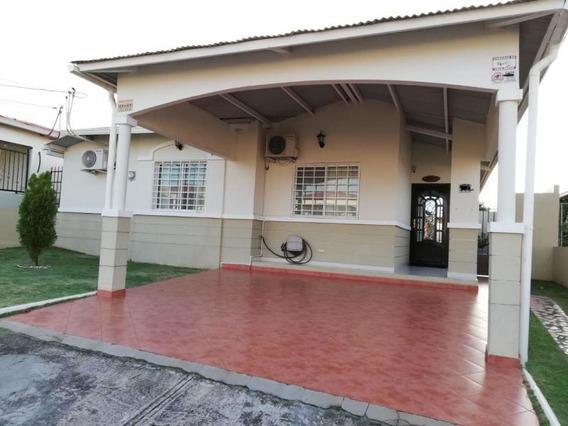 Vendo Casa Confortable En Ph Sausalito Gardens, La Chorrera