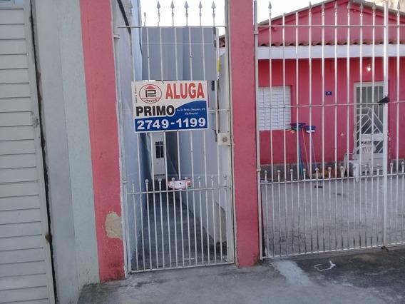 L610 Casa Térrea No Jd. Marília Com 50m2 - Aceita Depósito