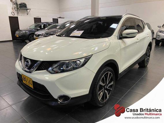 Nissan Qashqai Automatica 4x4 Gasolina 2000cc