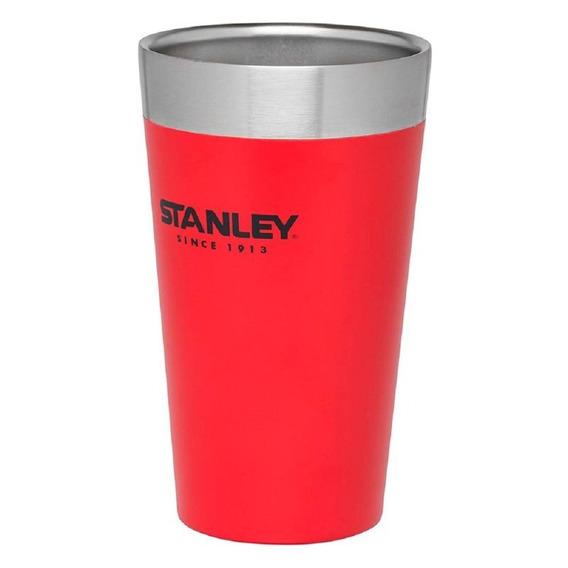 Vaso Térmico Stanley Adventure Pinta 473 Ml Rojo
