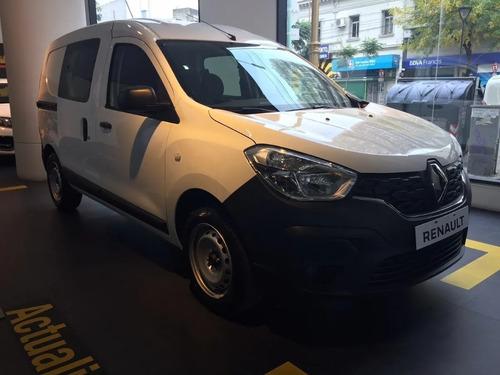 Renault Kangoo Express Confort 5 Asientos Diciembre  (ga)