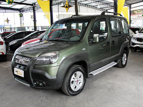 Fiat Doblò 1.8 Mpi Adventure 16v Flex 4p Manual
