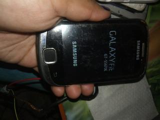 Telefono Samsung Galaxy Fit S5670l Con Detalles
