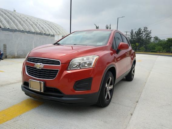 Chevrolet Trax 2015 5p Ls L4/1.8 Man.