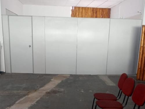 Instalação De Divisórias Eucatex
