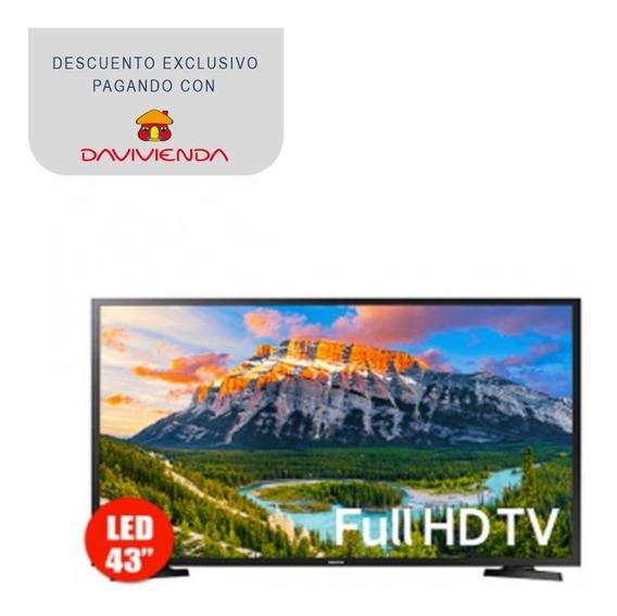 Tv43 108cm Led Samsung 43j5290 Full Hd Smart Tv