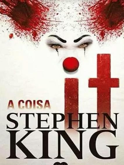 It A Coisa Livro Stephen King Suspense Terror
