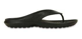 Sandalia Unisex Crocs Classic Flip Negro