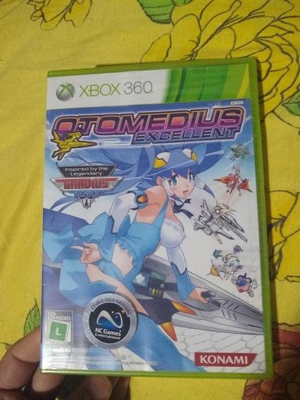 Otomedius Excellent Xbox 360 Lacrado
