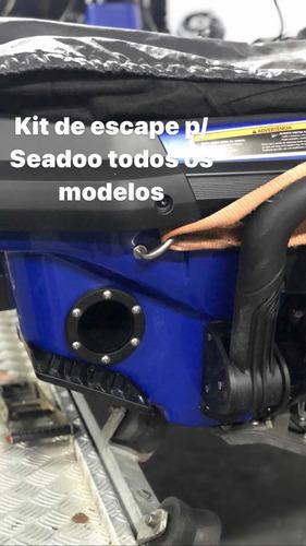Seadoo Kit De Escape Todos Anos E Modelos