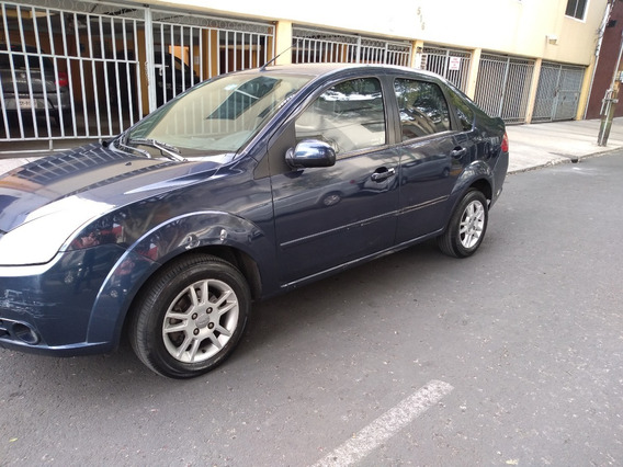 Ford Fiesta 1.6 Trend Aa Ee Ba Sedan Comfort At