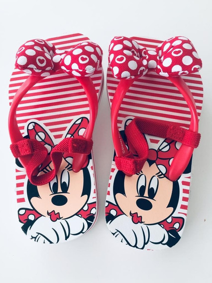 Ojotas Minnie Orginales Disney Store