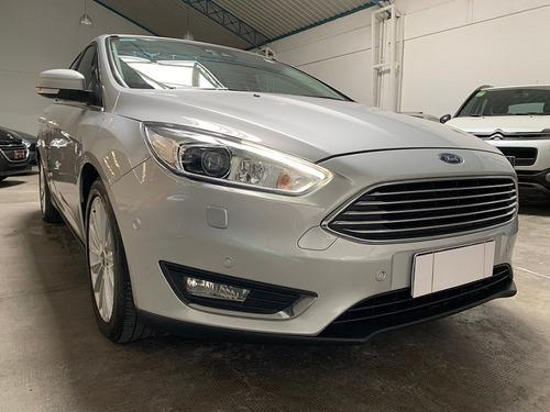 Ford Focus Iii 2.0 Titanium Mt Sedan (señado)
