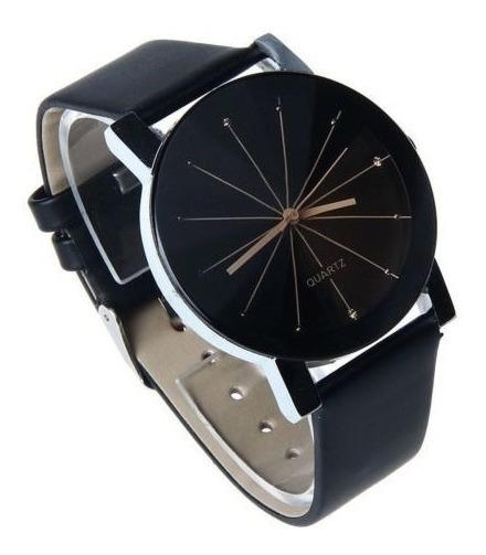 Reloj De Caballero Elegante Quarz