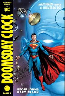 [español] Dc Comics Deluxe: Doomsday Clock
