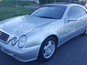 Mercedes Benz Clase Clk 2001