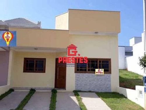 Casa Em Condomínio-à Venda-loteamento Dinorá Rosa-sorocaba - Stcn30048