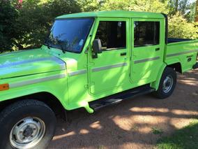 2007 Mahindra 4x2 Pick-up - Excelente Condición. 127000km