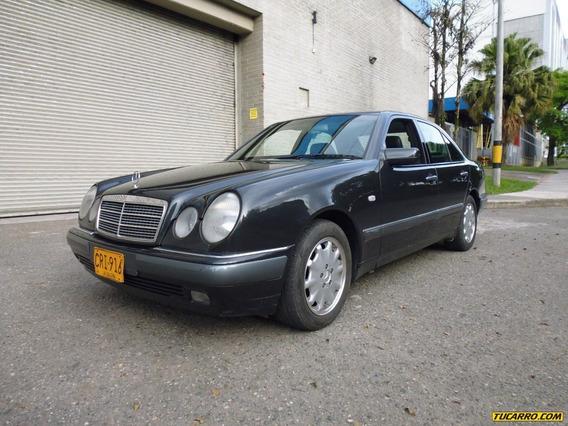 Mercedes Benz Clase E 320 E