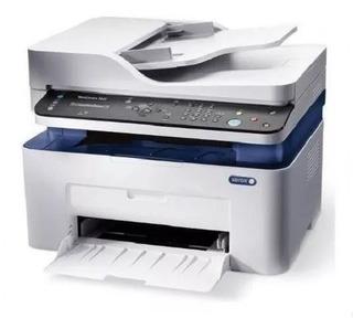 Impresora Xerox Multifuncion 3025 Ni Laser Wifi Fax Escaner