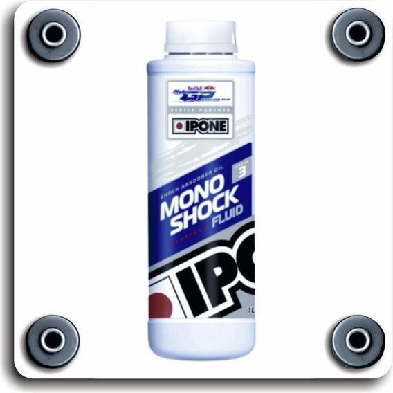 Aceite Para Monoshock Racing 3 Ipone X 1lt - 100% Sintetico