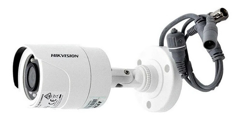 Imagen 1 de 9 de Cámara Bullet Hikvision Turbo Hd 2,8mm Exterior 2ce16d0t-ipf