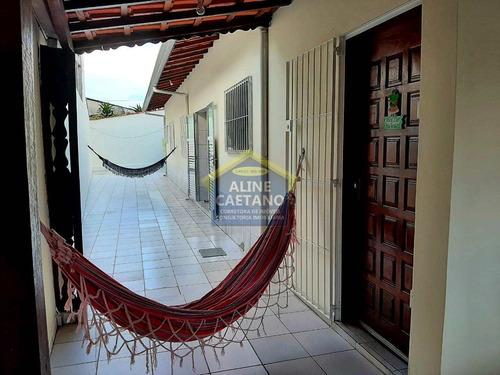 Linda Casa , Quintal Super Espaçoso...super Preço, 2 Dorms!!! - Vant4789