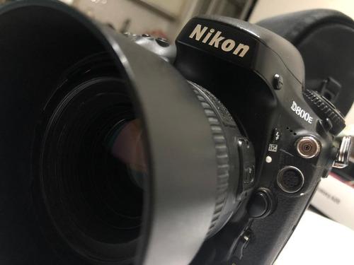 Nikon D800e + 50mm F/1.4 - Troco Em Kit Sony 6500