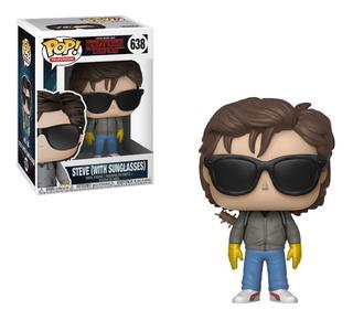 Funko Pop Steve (with Sunglasses) Stranger Things-minijuegos