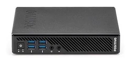 Imagem 1 de 2 de Cpu Positivo Pro Master C610 Core I5 8gb De Ram Ssd 120gb