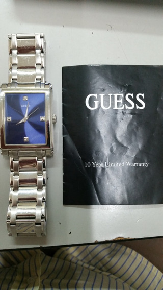 Relogio Guess Steel