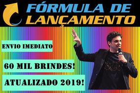Fórmula De Lançamento Maio 2019 Érico Rocha + Brindes Top