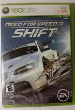 Need For Speed Shift Juego Xbox 360