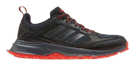 Zapatillas Hombre adidas Rockadia Trail 3.0 Gris/rojo