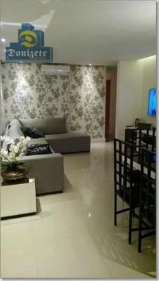 Apartamento Residencial À Venda, Jardim Bela Vista, Santo André. - Ap3277