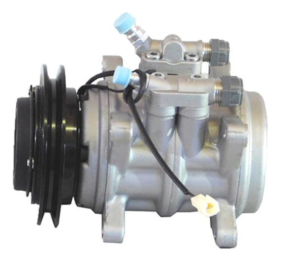 Compressor Ar 6p148a Behr Hella (magneti Marelli) D20 Opala