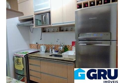 Lindo Apartamento Localizado Na Vila Augusta - Ap818