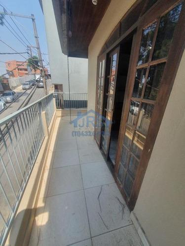 Sobrado Com 4 Dormitórios Para Alugar, 200 M² Por R$ 3.300,00/mês - Vila São Luiz (valparaízo) - Barueri/sp - So1750