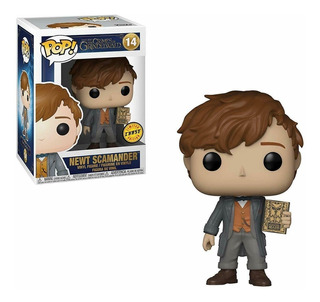 Funko Pop Movies Fantastic Beasts 2 Newt Chase