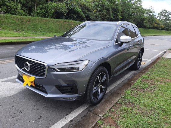 Camioneta Volvo Xc 60 R- Design T6 Turbo Md 2019