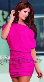 Vestido Feminino S/renda Plus Size Panicat Curto Moda Maior