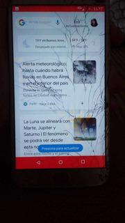 Celular Moto G5s Para Cambiar Módulo.