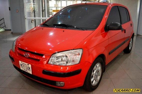 Hyundai Getz Gls- Multimarca