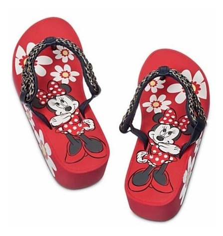 Ojotas Minnie Original Disney Store