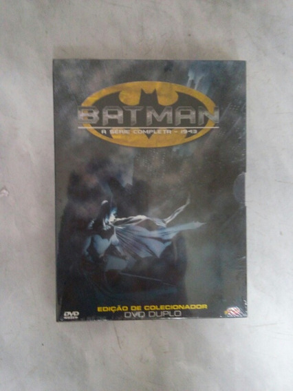 Box Dvd Batman - A Série Completa (1943)